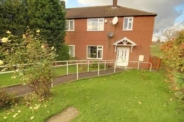 3 Bedrooms Semi Detached House for sale in Old Hall Road, Wakefield, West Yorkshire, WF3 1QD