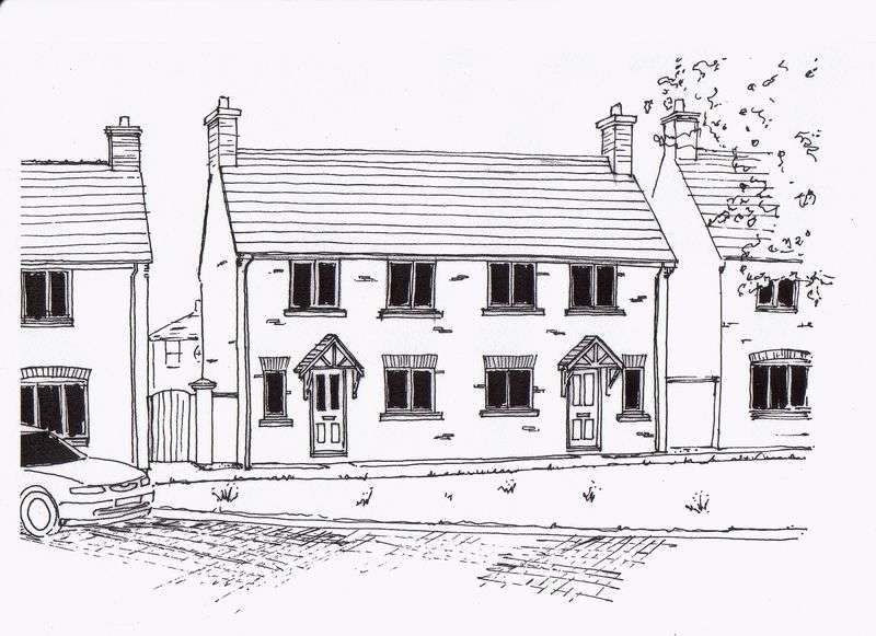 2 Bedrooms Terraced House for sale in Dukes Way, Axminster