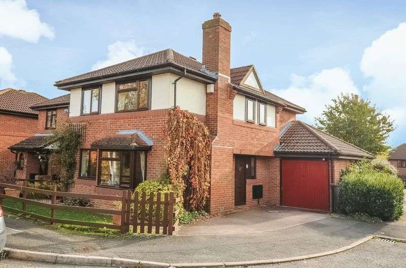 4 Bedrooms Detached House for sale in Knollys Close, Abingdon