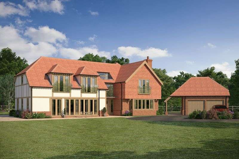 5 Bedrooms Land Commercial for sale in Bank Lane Farm, Bank Lane, Hildenborough