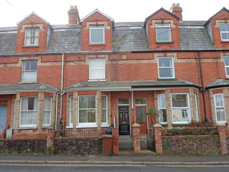 1 Bedroom Flat for sale in Belmont Road, Tiverton