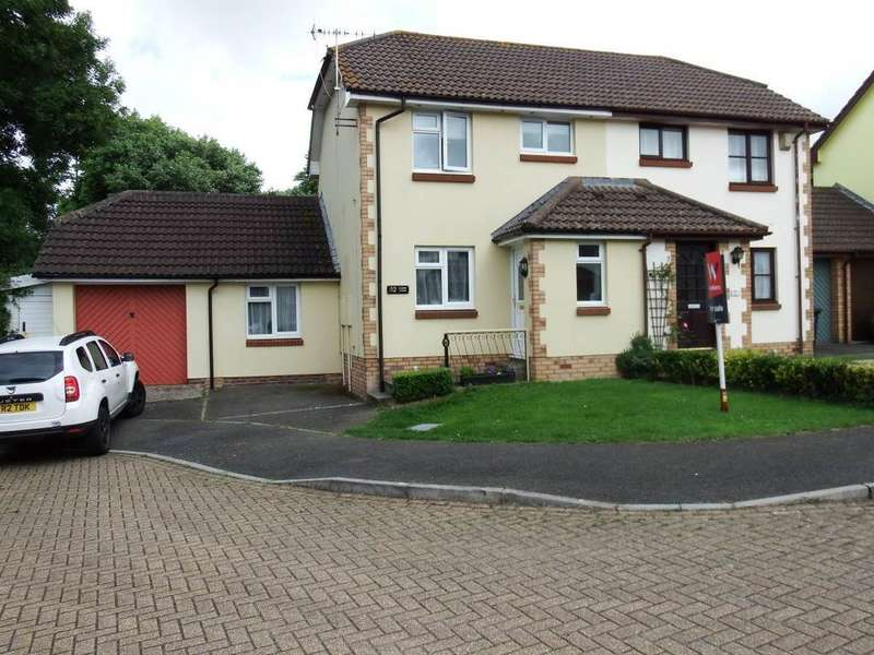 3 Bedrooms Semi Detached House for sale in Mulberry Way, Roundswell