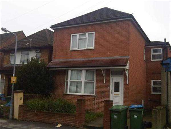 7 Bedrooms Detached House for rent in Cambridge Road, Southampton