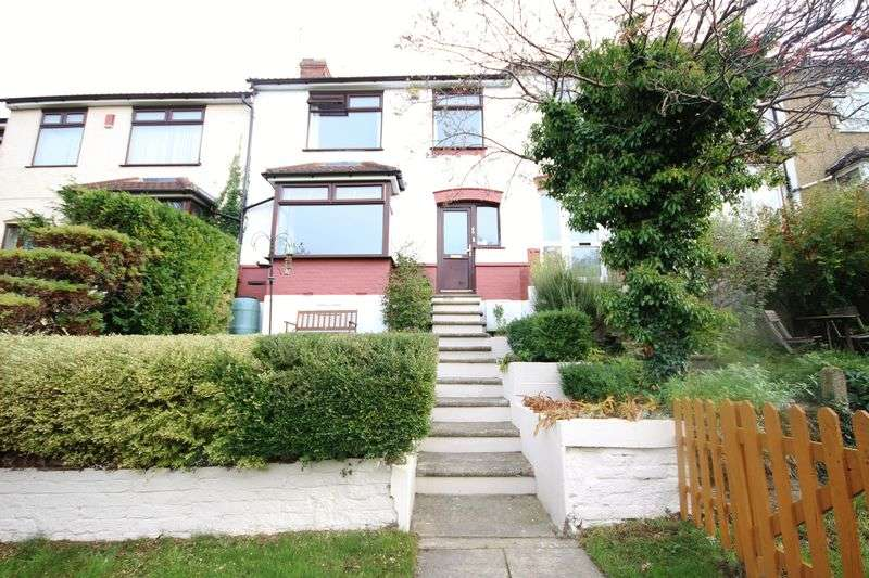3 Bedrooms Terraced House for sale in Bradgers Hill Road, Luton
