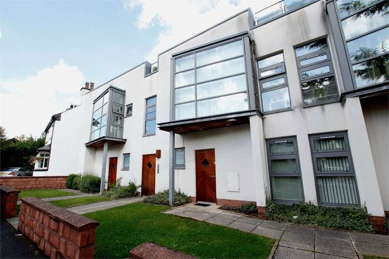 2 Bedrooms Flat for sale in Heswall Point, Heswall