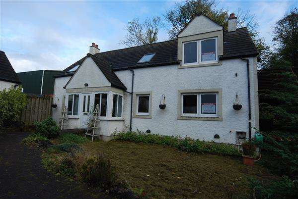 4 Bedrooms Detached House for sale in The Courtyard, Crosbie Farm, West Kilbride