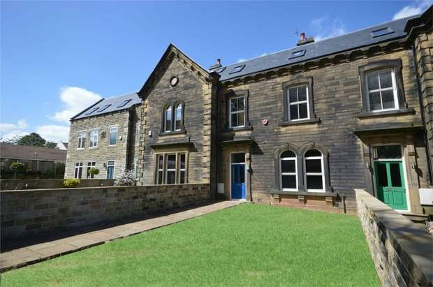 5 Bedrooms Town House for sale in Beech Mansion, Off Oxford Road, Gomersal, Cleckheaton, West Yorkshire