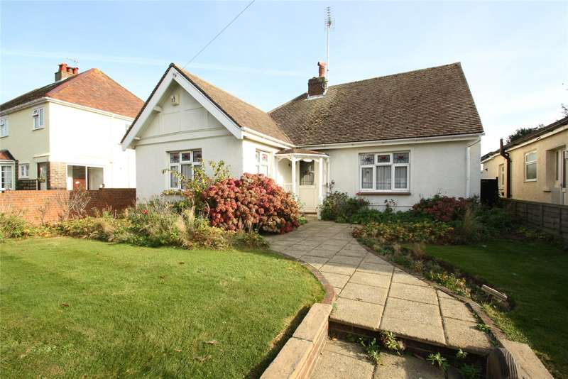 3 Bedrooms Detached Bungalow for sale in Stone Lane, Worthing, West Sussex, BN13