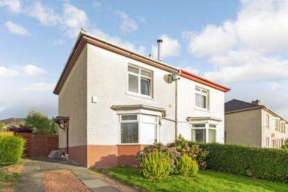2 Bedrooms Semi Detached House for sale in Kirkton Avenue, Knightswood