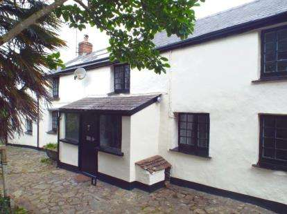 3 Bedrooms Detached House for sale in Okehampton, Devon