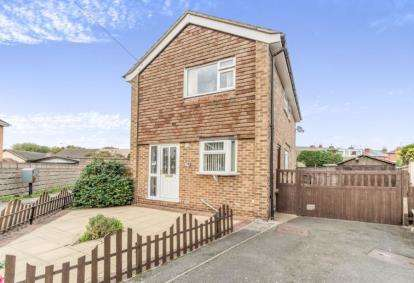 3 Bedrooms Detached House for sale in Keynsham Close, Alvaston, Derby, Derbyshire