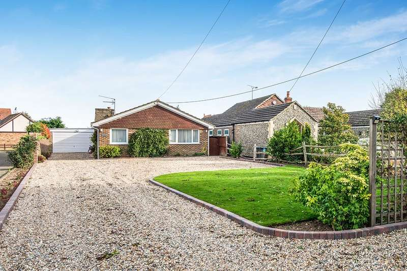 4 Bedrooms Detached Bungalow for sale in Conifers Church Road, Hartley, Longfield, DA3