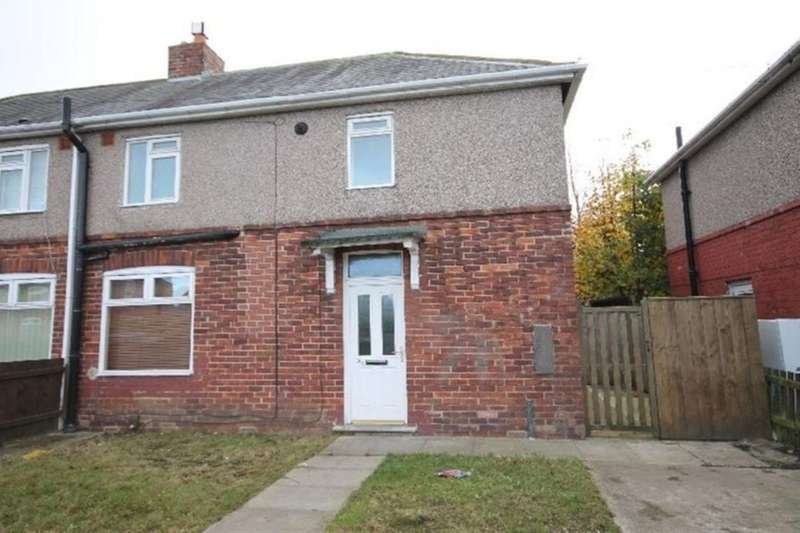 2 Bedrooms Property for sale in Laburnum Avenue, Thornaby, Stockton-On-Tees, TS17