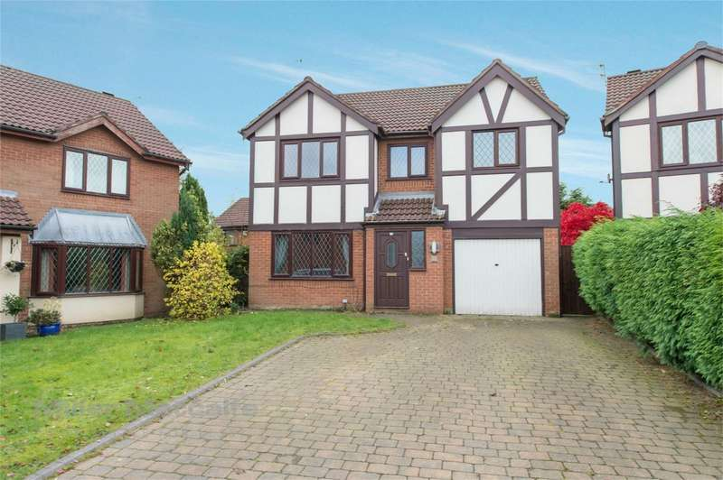5 Bedrooms Detached House for sale in Rivington Hall Close, Ramsbottom, Bury, Lancashire