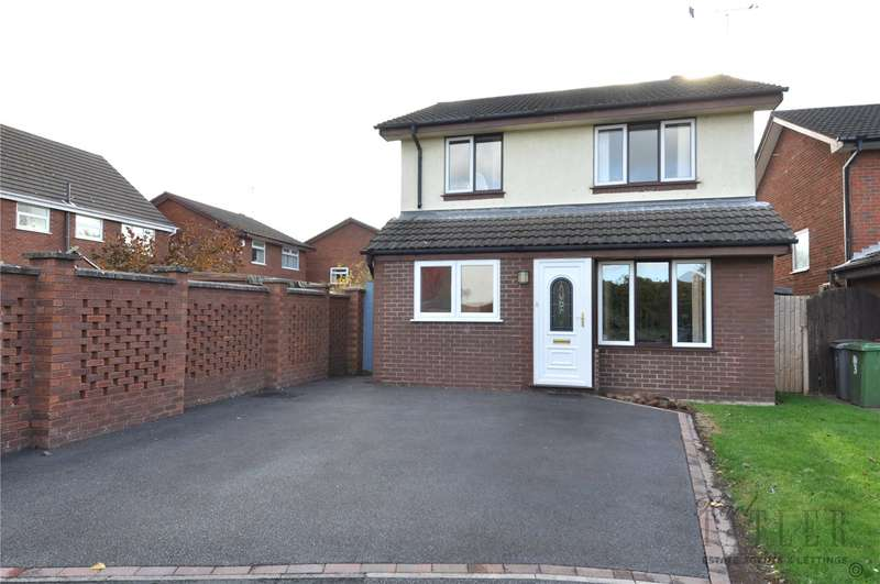 3 Bedrooms Detached House for sale in Langstone Avenue, Greasby, Wirral
