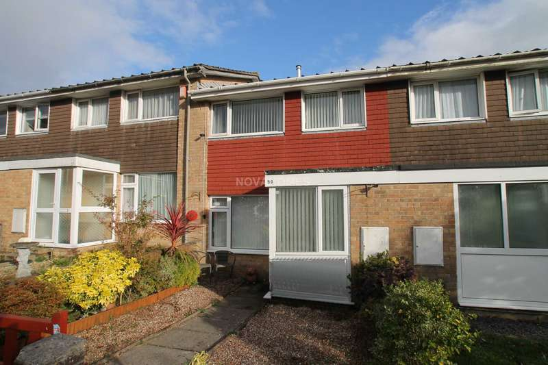 3 Bedrooms Terraced House for sale in Rigdale Close, Eggbuckland, PL6 5PR