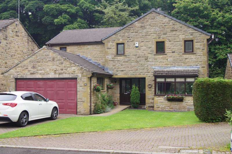 5 Bedrooms Detached House for sale in Cranmer Gardens, Meltham