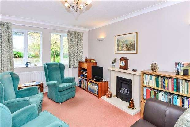 2 Bedrooms Terraced House for sale in Symes Park, Weston, BATH, Somerset, BA1 4PA