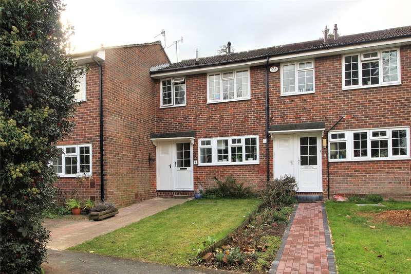 3 Bedrooms Terraced House for sale in Midhope Gardens, Woking, Surrey, GU22