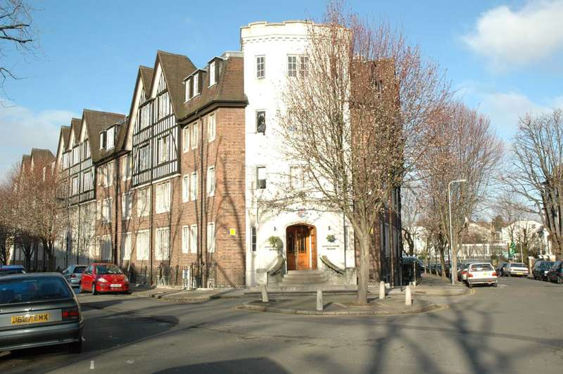 Studio Flat for sale in Mortimer Crescent, Maida Vale, NW6
