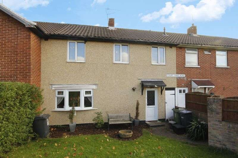 3 Bedrooms Terraced House for sale in Court Farm Road, Cwmbran