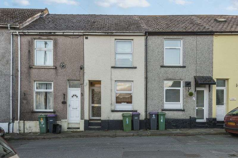 2 Bedrooms Terraced House for sale in Albert Road, Pontypool