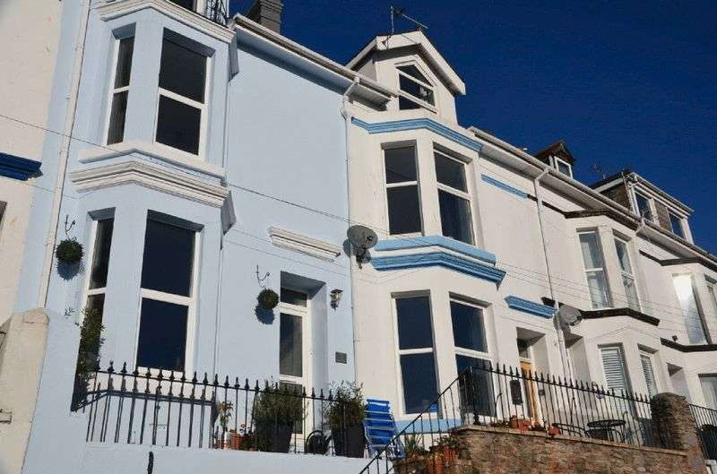 4 Bedrooms Terraced House for sale in PROSPECT ROAD, BRIXHAM