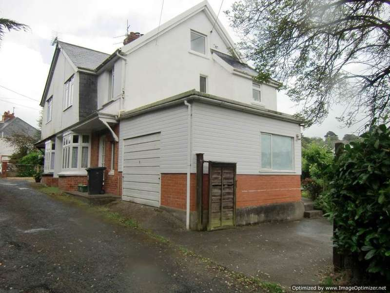 3 Bedrooms Detached House for sale in Rumsam, Barnstaple