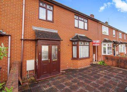 4 Bedrooms Terraced House for sale in Daubeny Close, Bristol, Somerset