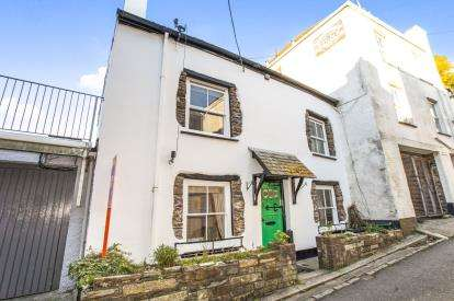 3 Bedrooms End Of Terrace House for sale in Looe, Cornwall