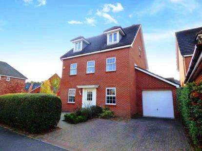 5 Bedrooms Detached House for sale in Priddys Hard, Gosport, Hampshire
