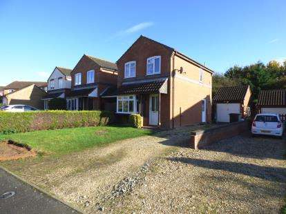 3 Bedrooms Detached House for sale in College Park, Horncastle, Lincolnshire