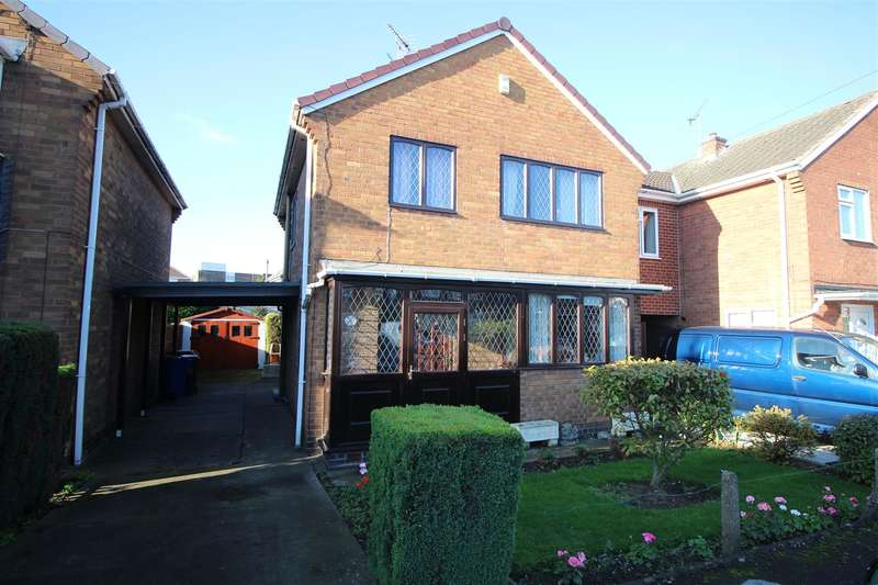 3 Bedrooms Property for sale in Faircroft Avenue, Sandiacre