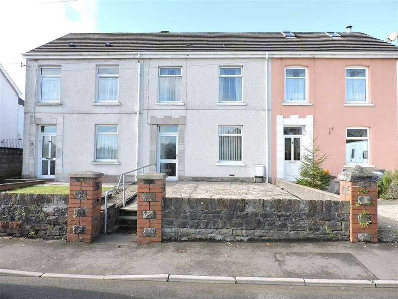3 Bedrooms Property for sale in Heol Y Parc, Hendy, Pontarddulais