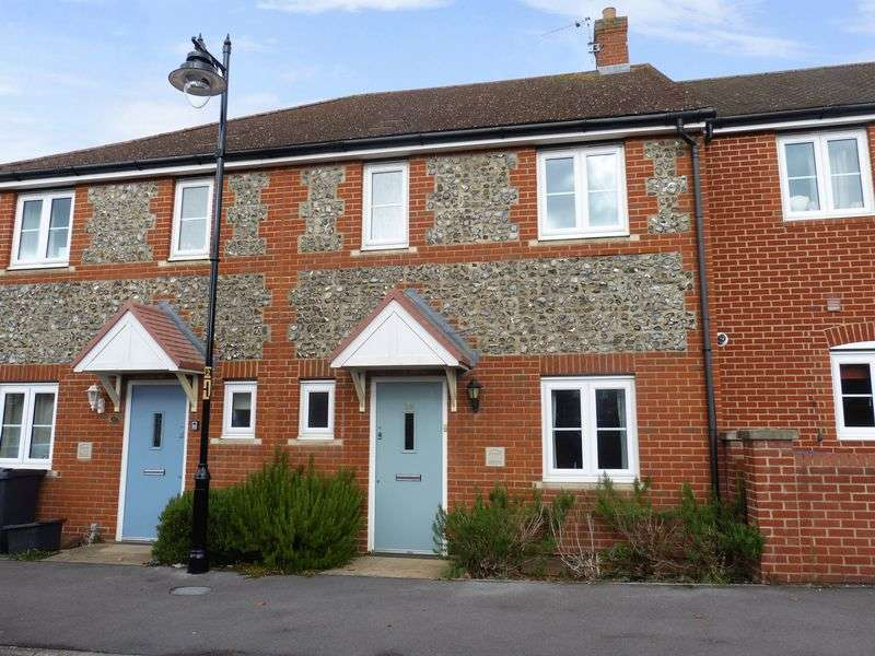 3 Bedrooms Terraced House for sale in Rushworth Row, Amesbury