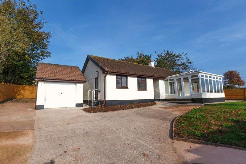 3 Bedrooms Detached Bungalow for sale in Demouville Gardens, Sandford