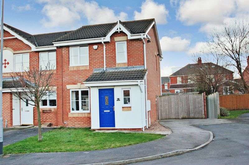 3 Bedrooms House for sale in Hebble Way, South Elmsall