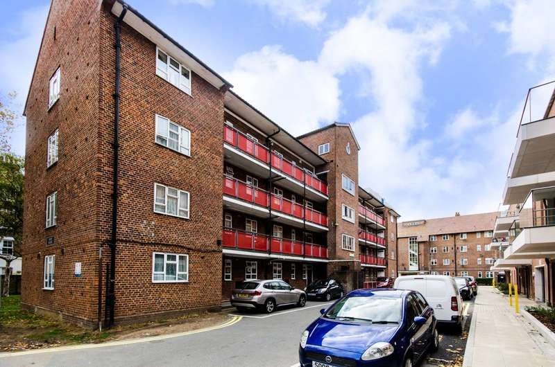 1 Bedroom Flat for sale in Pope House, Camberwell, SE5