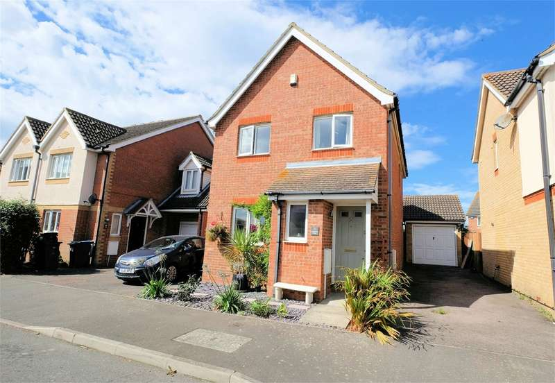 3 Bedrooms Detached House for sale in Columbine Close, Whitstable, CT5