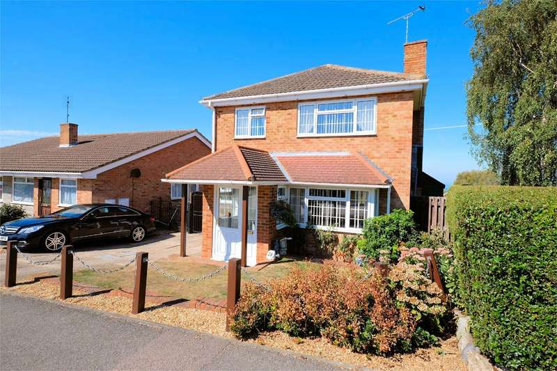 3 Bedrooms Detached House for sale in Sandpiper Road, Whitstable, CT5