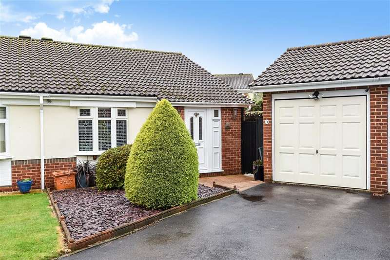 2 Bedrooms Bungalow for sale in Flexford Green, Easthampstead Grange, Bracknell