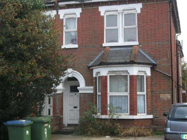 7 Bedrooms Semi Detached House for rent in Alma Road, Southampton