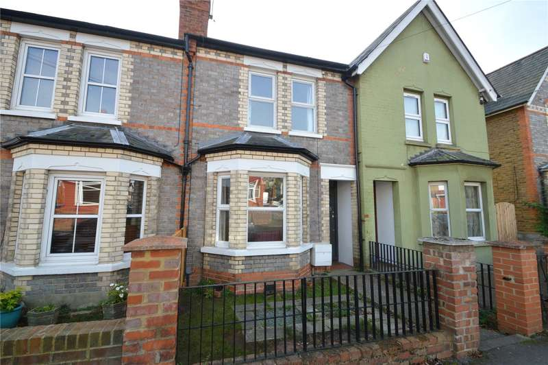 3 Bedrooms Terraced House for sale in Clare Road, Maidenhead, Berkshire, SL6