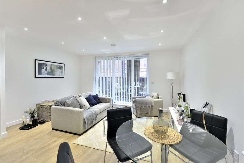 1 Bedroom Flat for sale in Pellerin Road, London, N16