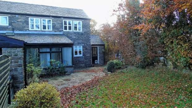 5 Bedrooms Detached House for sale in Old Shaw Lane Blackshaw Head Hebden Bridge