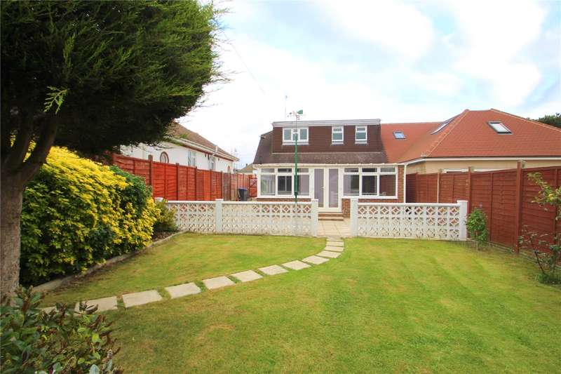 3 Bedrooms Semi Detached Bungalow for sale in Griffiths Avenue, North Lancing, West Sussex, BN15