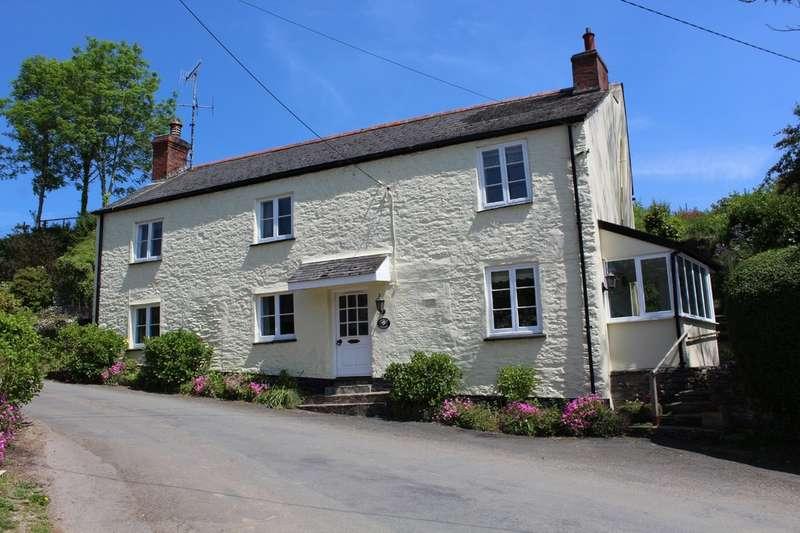 3 Bedrooms Detached House for sale in Goveton, Kingsbridge