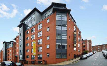 5 Bedrooms Flat for sale in Aspect 3, Edward Street, Sheffield, South Yorkshire