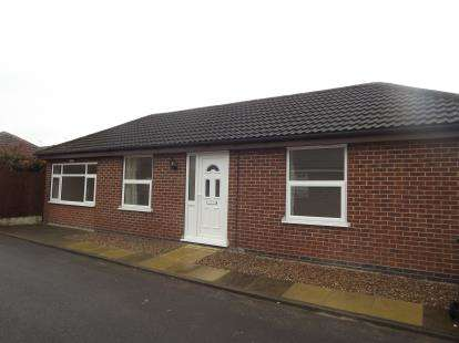2 Bedrooms Bungalow for sale in Strathaven Court, Spondon, Derby, Derbyshire