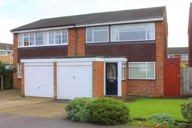 3 Bedrooms Semi Detached House for sale in Codicote Row, Hemel Hempstead